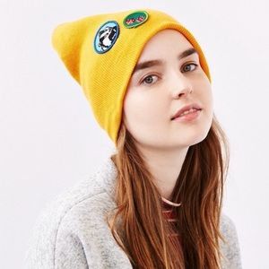 Barber x UO Patch Beanie